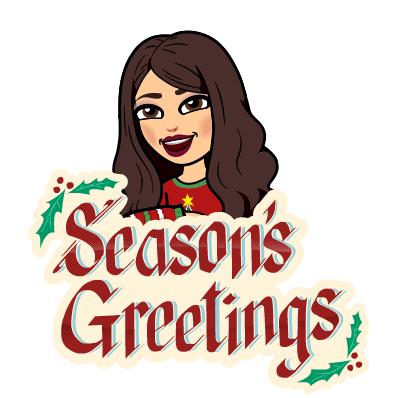 Having yourself a merry little festiveseason?